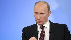 Прямая линия Разговор с Владимиром Путиным. Продолжение. Архив