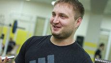 Студент ДВФУ Максим Шейко