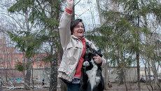 Собачий фристайл в Новосибирске