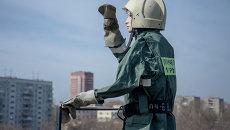 Пожарная часть №6 в г. Новосибирске