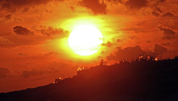 Солнце. Архив
