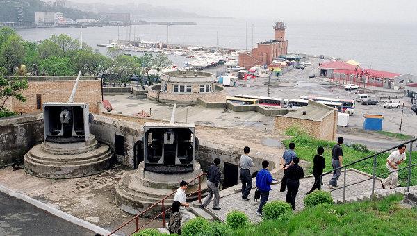 владивостокская крепость фото