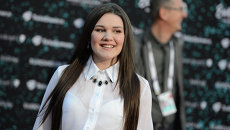 Певица Дина Гарипова, архивное фото
