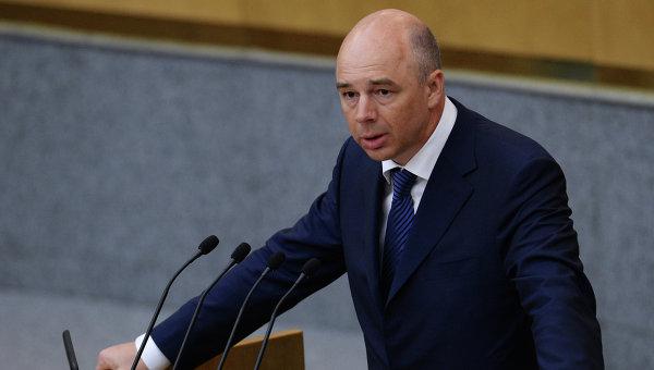 Министр финансов РФ Антон Силуанов, архивное фото
