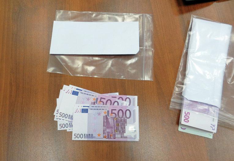 Изъятые деньги у Фогла Райана Кристофера