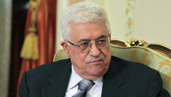 Президент Палестины Махмуд Аббас, архивное фото