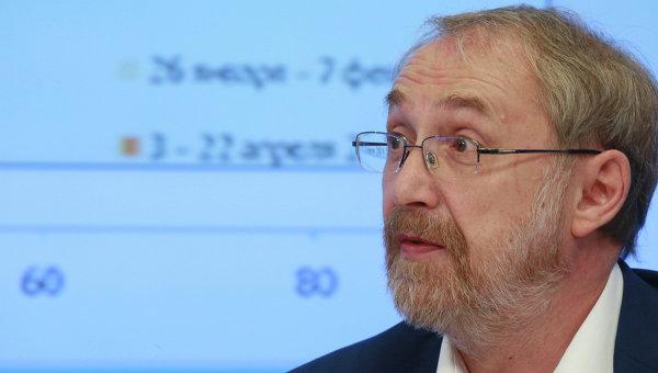 Президент фонда Общественное мнение Александр Ослон
