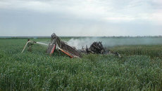 Самолет Ан-2 разбился в Ставропольском крае
