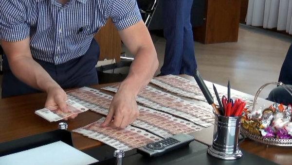 Задержан председатель правления Росбанка Владимир Голубков