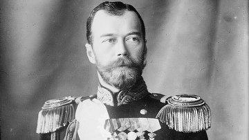Император Николай II. Архивное фото