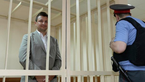 Председатель правления КБ Росбанк Владимир Голубков, архивное фото