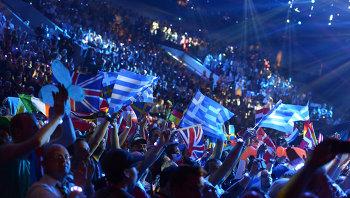 Финал 58-го международного конкурса песни Евровидение-2013 в шведском Мальме. Архивное фото
