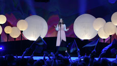 Дина Гарипова в финале международного конкурса песни Евровидение-2013