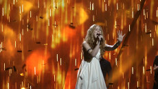 Номер датчанки Эммили де Форест, победившей на Евровидении-2013 в Мальме