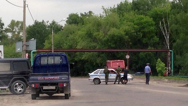 ФСБ предотвратила теракт в Москве