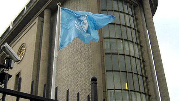 Здание МТБЮ в Гааге. Архивное фото