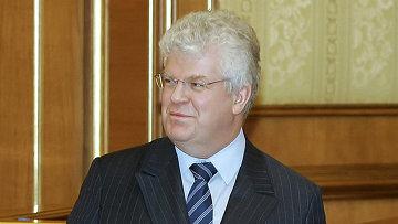 Владимир Чижов. Архивное фото.