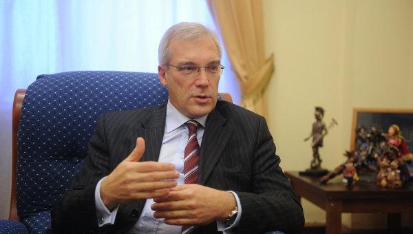 Заместитель министра иностранных дел РФ Александр Грушко. Архивное фото