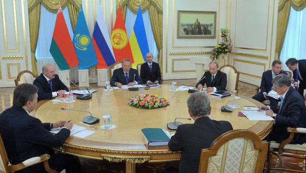 ТС, Украина и Киргизия сделали шаги навстречу друг другу