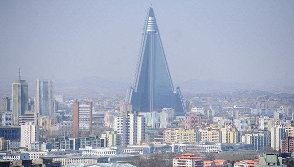 Ситуация в Пхеньяне. Архивное фото