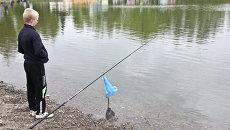 Рыбак, архивное фото