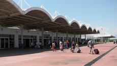 Аэропорт Анталии. Архивное фото