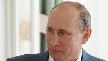 Путин. Архивное фото