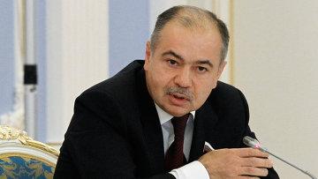Вице-спикер Совета Федерации Ильяс Умаханов. Архивное фото