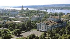 Пермь. Архивное фото