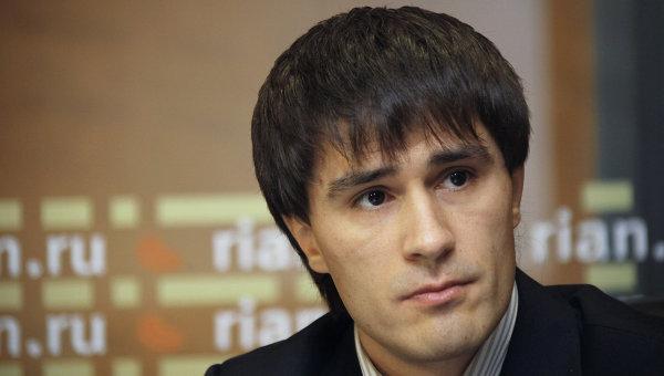 Руслан Гаттаров, архивное фото