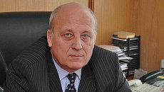 Вице-президент Российского союза ректоров, председатель союза ректоров СФО, ректор НГТУ, профессор Николай Пустовой
