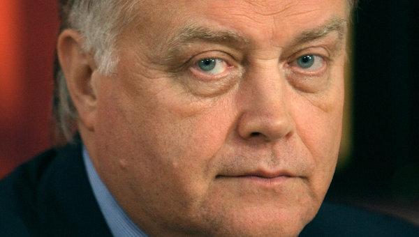 Президент ОАО Российские железные дороги (РЖД) Владимир Якунин. Архив
