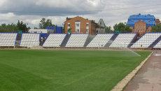 Трибуна и металлоискатели: как стадион Томи к сезону готовят