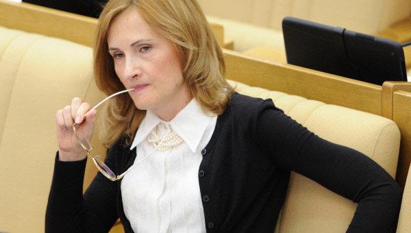 Ирина Яровая. Архив