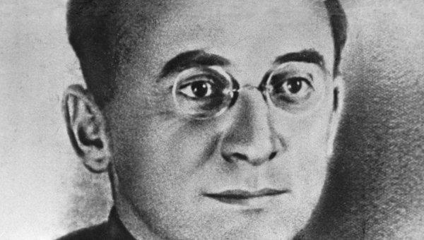Нарком внутренних дел СССР Лаврентий Павлович Берия. Архив