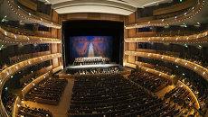 Новая сцена Государственного академического Мариинского театра. Архивное фото