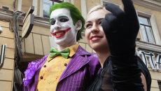 Гик-парад в Петербурге