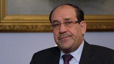 Нури аль-Малики. Архивное фото