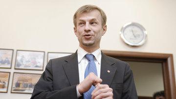 Новый мэр Ярославля Евгений Урлашов