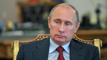 В.Путин провел совещание по вопросам развития банковской системы