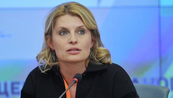 Главный редактор Российского агентства международной информации РИА Новости Светлана Миронюк