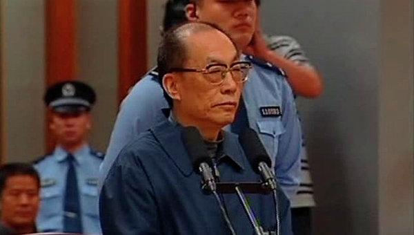 Бывший министр железных дорог КНР Лю Чжицзюнь