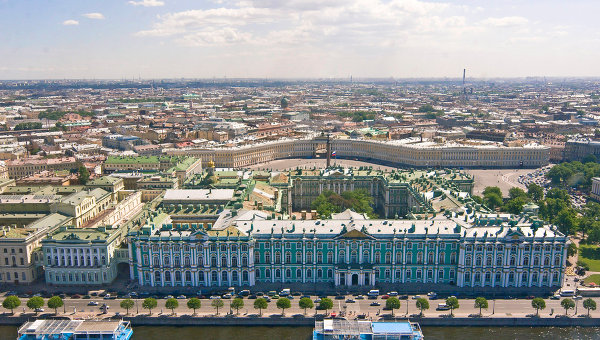 Visit the Hermitage Museum for free.