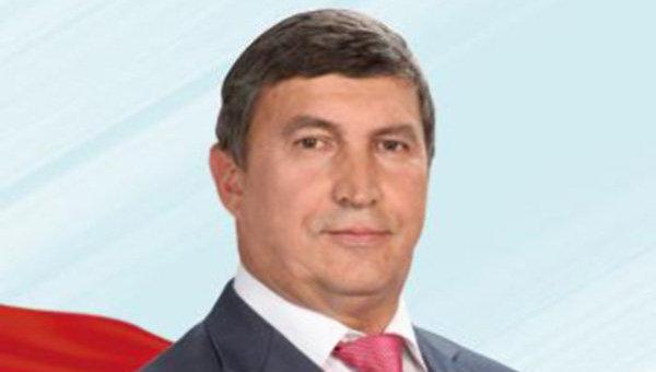 Руководитель фракции КПРФ в Московской областной думе Константин Черемисов