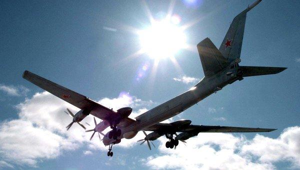 Ту-142 на вооружении ТОФ. Архивное фото