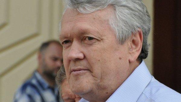 Председатель СО РАН академик Александр Асеев, архивное фото