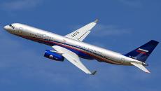 Самолет авиационного наблюдения Ту-214ОН. Архивное фото