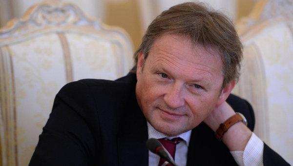Уполномоченный при президенте РФ по правам предпринимателей Борис Титов