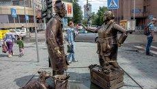 День работника торговли в Новосибирске: прилавки, витрины и лица