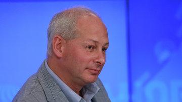 Заместитель министерства связи и массовых коммуникаций России Алексей Волин
